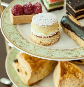 Afternoon Tea at Grosvernor House, Mayfair