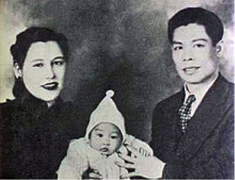 Bruce Lee As A Baby